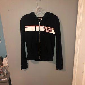PINK VS zip up hoodie